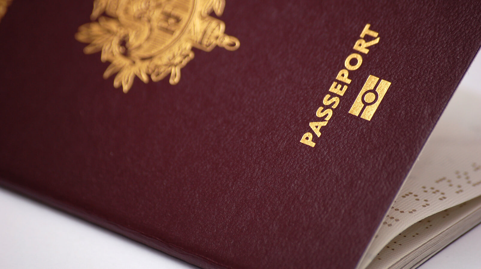 Сдача биометрии на визу во Францию